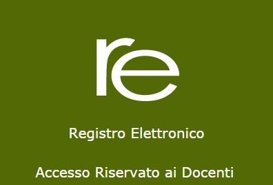 Registro elettronico riservato ai docenti