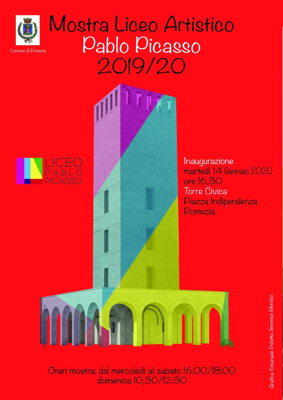 Torre 14 gennaio 2020